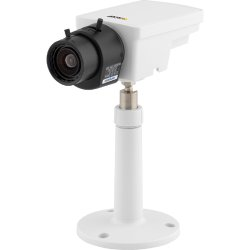 Axis Communication - 0340-001 - AXIS M1113 Network Camera - Color - CS Mount - 800 x 600 - 2.8x Optical - RGB CMOS - Cable - Fast Ethernet