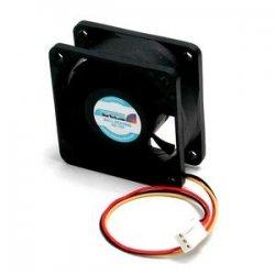 StarTech - FAN6X25TX3H - StarTech.com 60x25mm High Air Flow Dual Ball Bearing Computer Case Fan w/ TX3 - 60mm - 5000rpm