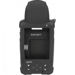 Socket Communications - HC1670-1202 - Socket FlexGuard HC1670-1202 Handheld Skin - Discontinued - Handheld - Black - Silicone