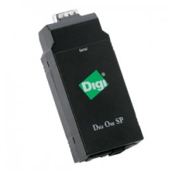 Digi International - 70001851 - Digi Digi One SP Device Server - 1 x DB-9 , 1 x RJ-45