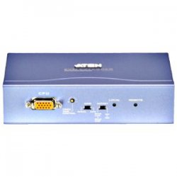 Aten Technologies - CE252 - Aten CE252 PS/2 KVM Console Extender - 1 Computer(s) - 1 Local User(s) - HD DB-15 Monitor, mini-DIN Mouse, mini-DIN Keyboard