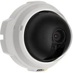 Axis Communication - 0346-021 - AXIS Network Camera - 10 Pack - Color - 3.6x Optical - CMOS - Cable