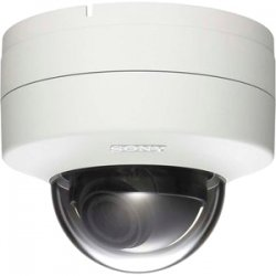 Sony - SNC-DH140T - Sony Network Camera - Color, Monochrome - 1280 x 720 - 3.10 mm - 2.9x Optical - CMOS - Cable