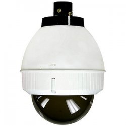"Moog / Videolarm - IFDP75TN - Videolarm IFDP75TN IP Network Ready 7"" Indoor Dome Housing"