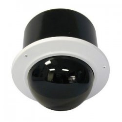 Moog / Videolarm - IRM7TN - Videolarm IRM7TN Indoor Vandal Resistant Recessed Ceiling Dome Housing