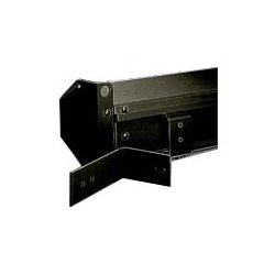 Da-Lite - 77028 - Da-Lite Floating Mounting Bracket for Projection Screen - Black