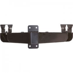 Moog / Videolarm - WM2400 - Videolarm WM2400 Double Headed Wall Mount Bracket - 30 lb - Black