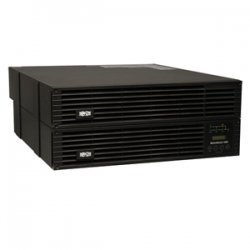 Tripp Lite - SU5000RT4UHV - Tripp Lite UPS Smart Online 5000VA 4500W Rackmount 5kVA 200V/240V USB DB9 4URM - 3.50 Minute Full Load - 11 Minute Half Load - 5000 VA / 4500 W - SNMP Manageable - 2, 2 x NEMA L6-20R, NEMA L6-30R - Input Voltage: 220 V AC -