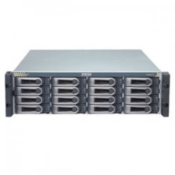 Promise Technology - VTE610FS - Promise VTrak E-Class VTE610FS Hard Drive Array - Serial ATA/300, Serial Attached SCSI (SAS) Controller - 16 x Total Bays - Fibre Channel - 0, 1, 5, 6, 10, 50, 60, 1E RAID Levels - 3U Rack-mountable