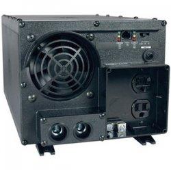 Tripp Lite - PV2400FC - Tripp Lite Industrial Inverter 2400W 24V DC to 120V AC RJ45 2 Outlets 5-15R - 24V DC - 120V AC - Continuous Power:2400W
