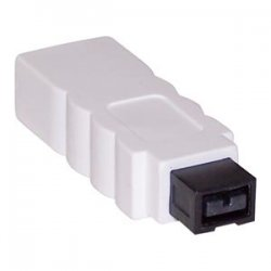SIIG - CB-896111-S2 - SIIG FireWire 800 9-6 Adapter - 1 x Male FireWire - 1 x Female FireWire - White