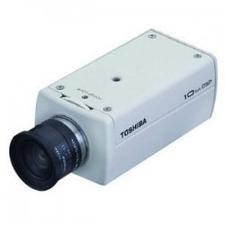 Toshiba - IK-6550A - Toshiba IK-6550A High Resolution Day/Night Camera - Color - CCD - Cable