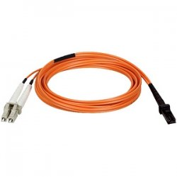 Tripp Lite - N514-03M - Tripp Lite Duplex Multimode 50/125 Fiber Patch Cable - (MTRJ/LC), 3M (10-ft.)