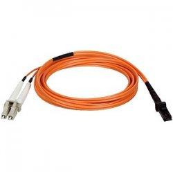 Tripp Lite - N314-05M - Tripp Lite 5M Duplex Multimode 62.5/125 Fiber Optic Patch Cable MTRJ/LC 16' 16ft 5 Meter - MT-RJ Male - LC Male - 16.4ft - Orange
