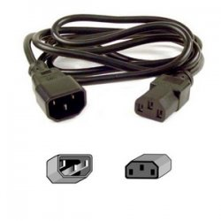 Belkin / Linksys - F3A102-03 - Belkin Power Extension Cable - 3ft