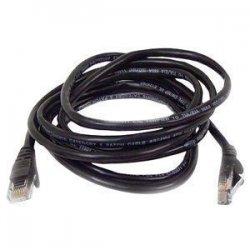 Belkin / Linksys - A3X126-07-BLK - Belkin Cat. 5e UTP Crossover Cable - RJ-45 Male - RJ-45 Male - 6.89ft - Black
