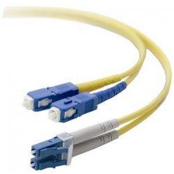 Belkin / Linksys - F2F802L7-20M - Belkin Duplex Fiber Optic Cable - LC Male - SC Male - 65.62ft