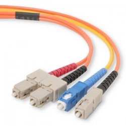 Belkin / Linksys - F2F90277-10M - Belkin Mode Conditioning Patch Cable - SC Male - SC Male - 32.81ft