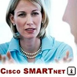 Cisco - CON-SNT-WS-C5001 - Cisco SMARTnet - 1 Year - Service - 8 x 5 - Carry-in - Maintenance - Parts