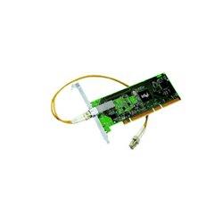 Intel - PWLA8490LX - Intel PRO/1000 MF Network Adapter - PCI-X - 1 x LC - 1000Base-LX