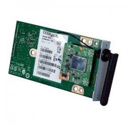 Lexmark - 14F0040 - Lexmark MarkNet N8150 Wireless Print Server - Wi-Fi - IEEE 802.11n (draft) - Plug-in Module