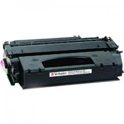 Verbatim / Smartdisk - 96458 - Verbatim High Yield Remanufactured Laser Toner Cartridge alternative for HP Q7553X - Black - Laser - 7000 Page - 1 / Each