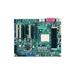 Supermicro - MBD-H8SMA-2-O - Supermicro H8SMA-2 Workstation Motherboard - NVIDIA MCP55 Pro Chipset - Socket PGA-940 - Retail Pack - 1 x Processor Support - 8 GB DDR2 SDRAM Maximum RAM - 800 MHz Memory Speed Supported - Floppy Controller, Serial ATA/300,