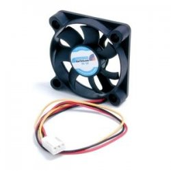 StarTech - FAN5X1TX3 - StarTech.com Replacement 50mm Ball Bearing CPU Case Fan - LP4 - TX3 Connector - System fan kit - 60 mm - 50mm - 4500rpm