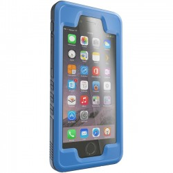 Mota / UNorth - TA-WPRF-I6B - TAMO ForeverProof Water Phone Case with GoodSeal Technology for iPhone 6/6s - Blue - iPhone 6, iPhone 6S - Blue, Transparent
