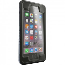 Mota / UNorth - TA-WPRF-I6K - TAMO ForeverProof Water Phone Case with GoodSeal Technology for iPhone 6/6s - Black - iPhone 6, iPhone 6S - Black, Transparent