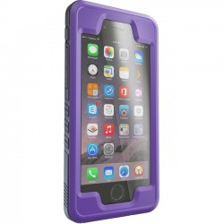 Mota / UNorth - TA-WPRF-I6P - TAMO ForeverProof Water Phone Case with GoodSeal Technology for iPhone 6/6s - Purple - iPhone 6, iPhone 6S - Purple, Transparent