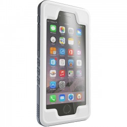 Mota / UNorth - TA-WPRF-I6W - TAMO ForeverProof Water Phone Case with GoodSeal Technology for iPhone 6/6s - White - iPhone 6, iPhone 6S - White, Transparent