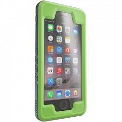 Mota / UNorth - TA-WPRF-I6G - TAMO ForeverProof Water Phone Case with GoodSeal Technology for iPhone 6/6s - Green - iPhone 6, iPhone 6S - Green, Transparent