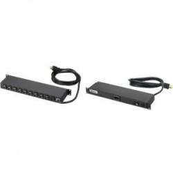 Panduit - HB1B1L4BT16M1 - Panduit 16-Outlet PDU - 16 x IEC 60320 C13 - 230 V AC - 5000 W - Horizontal - Rack Mount