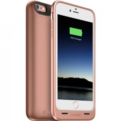 Mophie - 3398 - Mophie juice pack Made for iPhone 6s Plus/6 Plus - iPhone 6S Plus, iPhone 6 Plus - Rose Gold