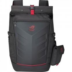 Asus - 90XB0310-BBP100 - ROG Ranger Carrying Case (Backpack) for 17 Notebook - ROG logo - Shoulder Strap