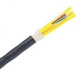 Panduit - FSKP612 - Panduit Fiber Optic Network Cable - Fiber Optic for Network Device - 1 Pack - Black