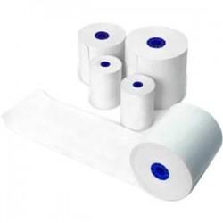 Star Micronics - 37966510 - Star Micronics TRF80-D150-C25 8PK Thermal Print Receipt Paper - 3 5/32 x 11400 - 8 / Case