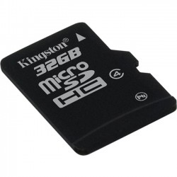Zeepad - 32GB-KINGSTON - Digital 32 GB microSDHC Flash Memory Card SDC4/32GB