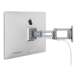 Bretford - TJ540BG1 - Bretford MobilePro TJ540BG1 Wall Mount for iMac, Flat Panel Display - Aluminum