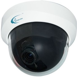 i3 International - AX51D8 - i3International Annexxus AX51D8 2 Megapixel Network Camera - Color - Motion JPEG, MPEG-4, H.264 - 1920 x 1080 - 8 mm - Cable - Dome - Wall Mount