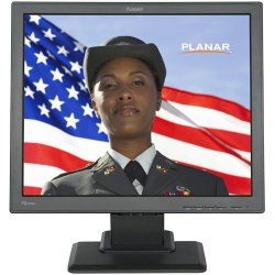Planar Systems - 997318800 - Planar PQ1910M 19 LCD Monitor - 5 ms - 1280 x 1024 - 16.7 Million Colors - 300 Nit - 800:1 - SXGA - VGA - Black