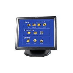Planar Systems - 997-3982-00 - Planar PT1500MX Touch Screen Monitor - 15 - 5-wire Resistive - 1024 x 768 - White