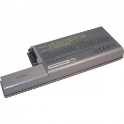 V7 - 312-0402-EV7 - V7 Battery for select Dell Latitude Laptops - 7800 mAh - Lithium Ion (Li-Ion) - 11.1 V DC