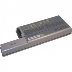 V7 - 312-0537-EV7 - V7 Battery for select Dell Latitude Laptops - 5200 mAh - Lithium Ion (Li-Ion) - 11.1 V DC