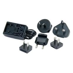 IMC Networks - SMI18-12-V-P230-C1 - B+B SMI18-12-V-P230-C1 AC Adapter - 18 W Output Power - 120 V AC, 230 V AC Input Voltage - 12 V DC Output Voltage - 1.60 A Output Current