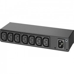 APC / Schneider Electric - AP6015A - APC by Schneider Electric Basic PDU - Basic - 0U/1U - Rack Mount