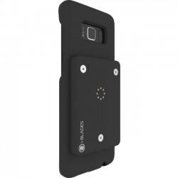 i-BLADES - SCB1230074 - i-BLADES GALAXY S8 Case: SmartCase + Enviro Sensor + SmartBlade - Smartphone - Matte Black - Smooth, Rubberized - Polycarbonate - 48 Drop Height