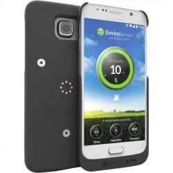i-BLADES - SCA1230038 - i-BLADES Galaxy S6 SmartCase + Enviro Sensor - Smartphone - Polycarbonate