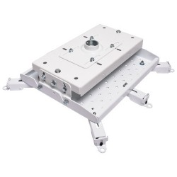Chief - VCMUW - Chief VCMUW Ceiling Mount for Projector - 250 lb Load Capacity - White